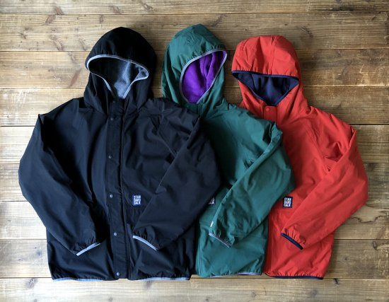 <img class='new_mark_img1' src='//img.shop-pro.jp/img/new/icons50.gif' style='border:none;display:inline;margin:0px;padding:0px;width:auto;' />STANDARD CALIFORNIA SD Reversible Stretch Fleece Jacket / DLS L3