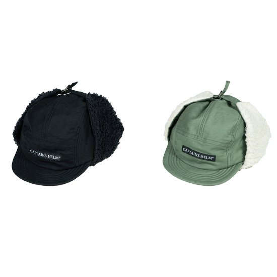<img class='new_mark_img1' src='https://img.shop-pro.jp/img/new/icons50.gif' style='border:none;display:inline;margin:0px;padding:0px;width:auto;' />CAPTAINS HELM  ##WINTER CAMP CAP
