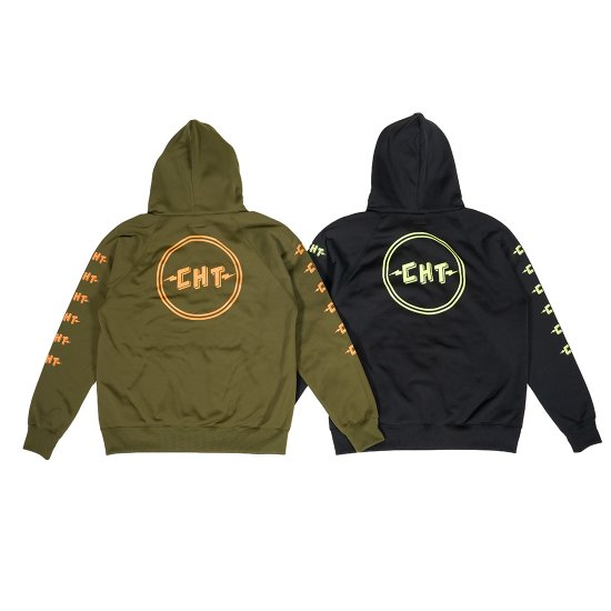 <img class='new_mark_img1' src='//img.shop-pro.jp/img/new/icons12.gif' style='border:none;display:inline;margin:0px;padding:0px;width:auto;' />CAPTAINS HELM  #CHT ZIP TEC HOODIE