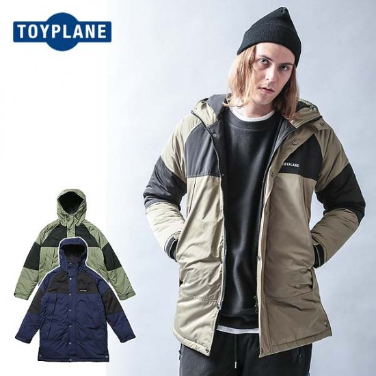 <img class='new_mark_img1' src='//img.shop-pro.jp/img/new/icons12.gif' style='border:none;display:inline;margin:0px;padding:0px;width:auto;' />TOYPLANE  MOUNTAIN FEATHERLESS JACKET