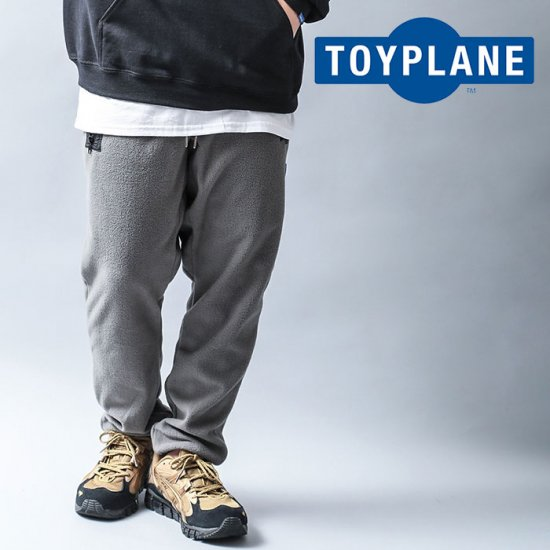 <img class='new_mark_img1' src='https://img.shop-pro.jp/img/new/icons16.gif' style='border:none;display:inline;margin:0px;padding:0px;width:auto;' />TOYPLANE  FLEACE PANTS