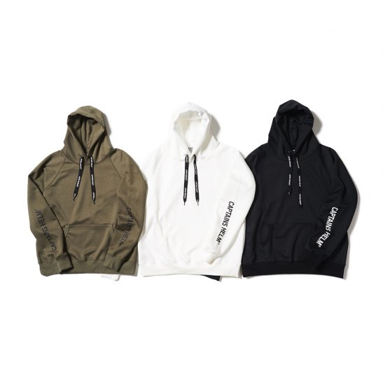 <img class='new_mark_img1' src='//img.shop-pro.jp/img/new/icons50.gif' style='border:none;display:inline;margin:0px;padding:0px;width:auto;' />CAPTAINS HELM  #TRADEMARK TEC LIGHT HOODIE