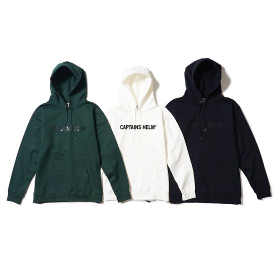 <img class='new_mark_img1' src='//img.shop-pro.jp/img/new/icons50.gif' style='border:none;display:inline;margin:0px;padding:0px;width:auto;' />CAPTAINS HELM  #TRADEMARK CITY HOODIE