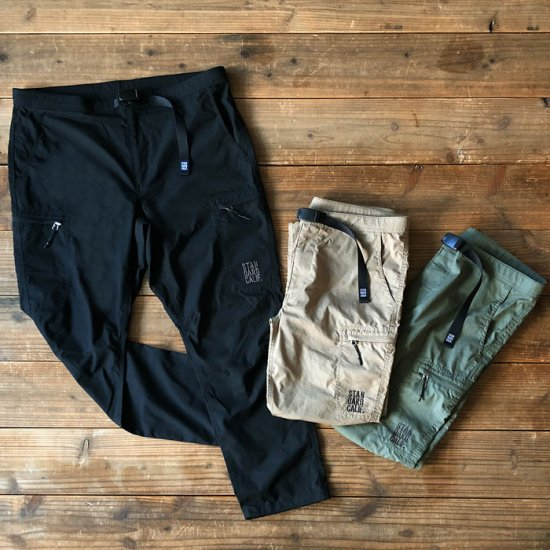 <img class='new_mark_img1' src='https://img.shop-pro.jp/img/new/icons50.gif' style='border:none;display:inline;margin:0px;padding:0px;width:auto;' />STANDARD CALIFORNIA SD Coolmax Stretch Ripstop Easy Cargo Pants