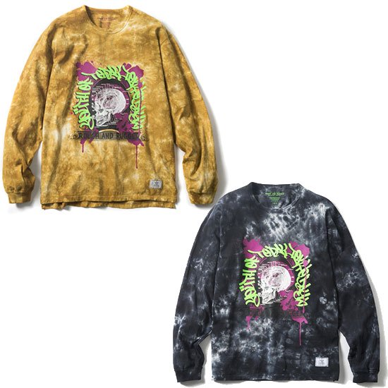 <img class='new_mark_img1' src='https://img.shop-pro.jp/img/new/icons12.gif' style='border:none;display:inline;margin:0px;padding:0px;width:auto;' />ROUGH AND RUGGED SHIBORI LS