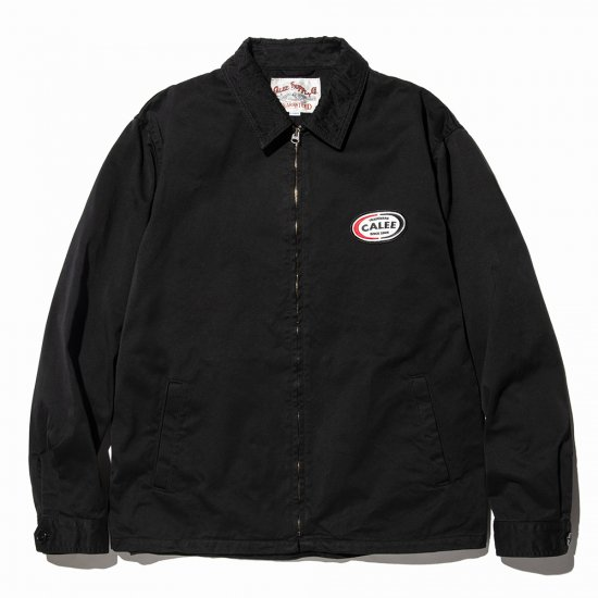 <img class='new_mark_img1' src='https://img.shop-pro.jp/img/new/icons12.gif' style='border:none;display:inline;margin:0px;padding:0px;width:auto;' />CALEE Stitched collar work jacket