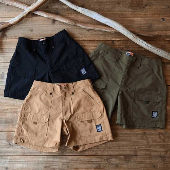 <img class='new_mark_img1' src='https://img.shop-pro.jp/img/new/icons50.gif' style='border:none;display:inline;margin:0px;padding:0px;width:auto;' />STANDARD CALIFORNIA SD Coolmax Stretch Duck Field Shorts