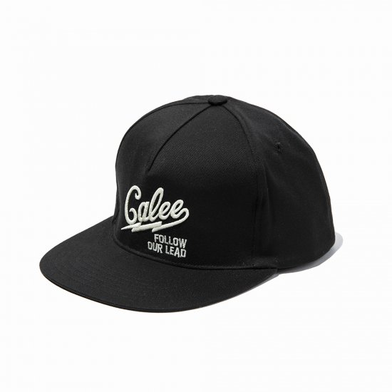 <img class='new_mark_img1' src='https://img.shop-pro.jp/img/new/icons50.gif' style='border:none;display:inline;margin:0px;padding:0px;width:auto;' />CALEE Twill logo embroidery cap