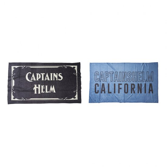 <img class='new_mark_img1' src='//img.shop-pro.jp/img/new/icons12.gif' style='border:none;display:inline;margin:0px;padding:0px;width:auto;' />CAPTAINS HELM  #MICRO-FIBER BIG BEACH TOWEL