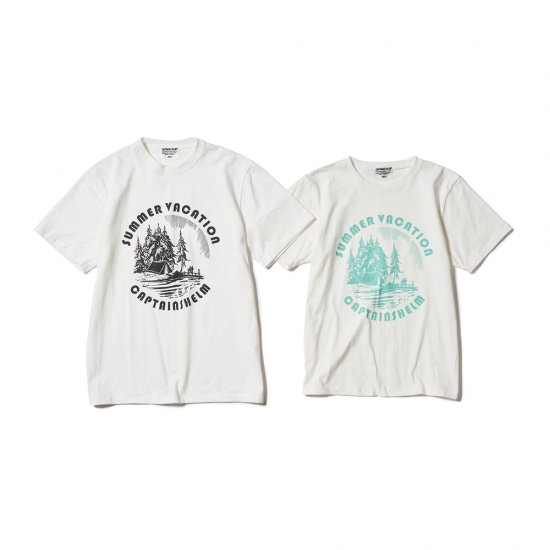 <img class='new_mark_img1' src='//img.shop-pro.jp/img/new/icons12.gif' style='border:none;display:inline;margin:0px;padding:0px;width:auto;' />CAPTAINS HELM  #CAPTAIN'S LIFE TEE -CAMPING