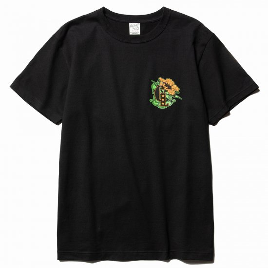 <img class='new_mark_img1' src='https://img.shop-pro.jp/img/new/icons50.gif' style='border:none;display:inline;margin:0px;padding:0px;width:auto;' />CALEE California flowers t-shirt