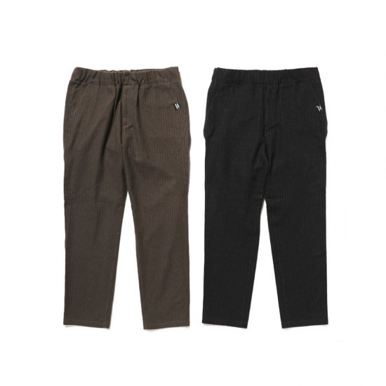 <img class='new_mark_img1' src='https://img.shop-pro.jp/img/new/icons50.gif' style='border:none;display:inline;margin:0px;padding:0px;width:auto;' />CAPTAINS HELM  #STRIPE LINEN EASY PANTS