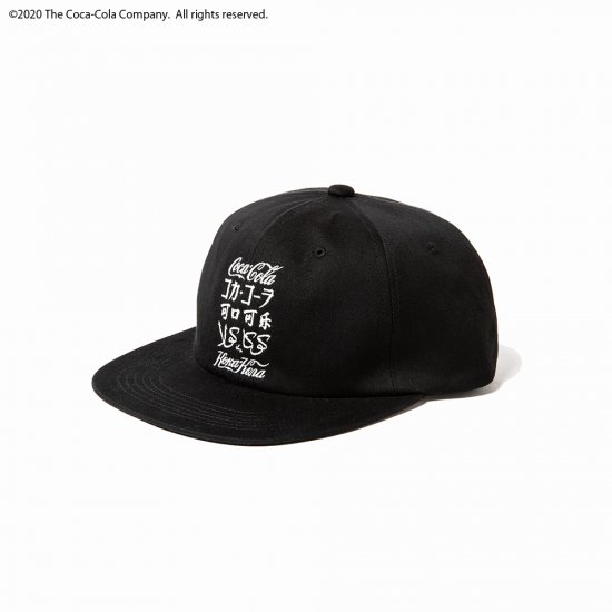 <img class='new_mark_img1' src='https://img.shop-pro.jp/img/new/icons50.gif' style='border:none;display:inline;margin:0px;padding:0px;width:auto;' />CALEE COCA-COLA collaboration international logo cap