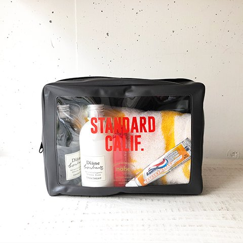 <img class='new_mark_img1' src='https://img.shop-pro.jp/img/new/icons50.gif' style='border:none;display:inline;margin:0px;padding:0px;width:auto;' />STANDARD CALIFORNIA HIGHTIDE × SD Packing Pouch Large