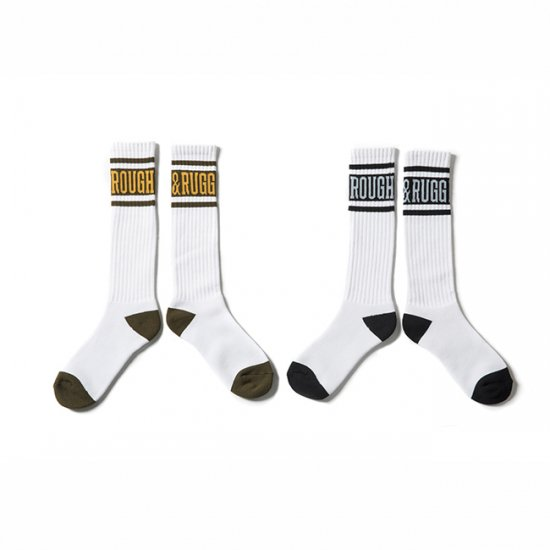 <img class='new_mark_img1' src='https://img.shop-pro.jp/img/new/icons50.gif' style='border:none;display:inline;margin:0px;padding:0px;width:auto;' />ROUGH AND RUGGED SOCKS