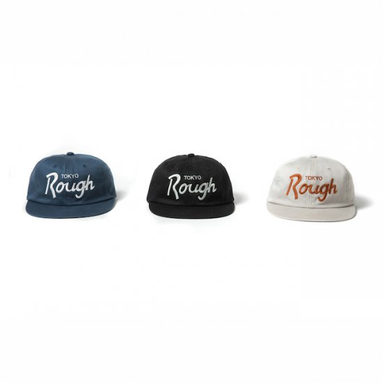 <img class='new_mark_img1' src='https://img.shop-pro.jp/img/new/icons12.gif' style='border:none;display:inline;margin:0px;padding:0px;width:auto;' />ROUGH AND RUGGED DESIGN CAP-TOKYO ROUGH
