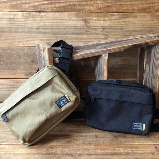 <img class='new_mark_img1' src='https://img.shop-pro.jp/img/new/icons50.gif' style='border:none;display:inline;margin:0px;padding:0px;width:auto;' />STANDARD CALIFORNIA PORTER × SD Trip Waist Bag