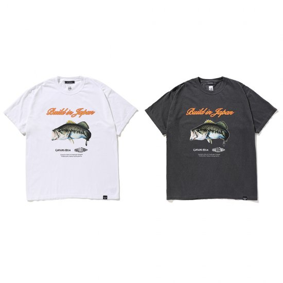 <img class='new_mark_img1' src='//img.shop-pro.jp/img/new/icons12.gif' style='border:none;display:inline;margin:0px;padding:0px;width:auto;' />CAPTAINS HELM × CHALLENGER  #BUILT IN JP TEE