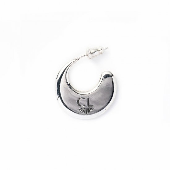 <img class='new_mark_img1' src='https://img.shop-pro.jp/img/new/icons50.gif' style='border:none;display:inline;margin:0px;padding:0px;width:auto;' />CALEE Plane crescent moon pierce
