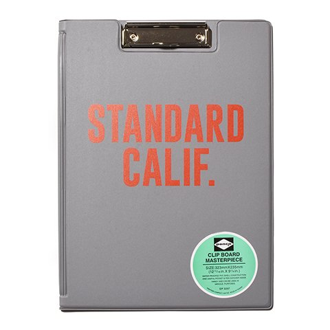 <img class='new_mark_img1' src='https://img.shop-pro.jp/img/new/icons12.gif' style='border:none;display:inline;margin:0px;padding:0px;width:auto;' />STANDARD CALIFORNIA Penco × SD Clip Board