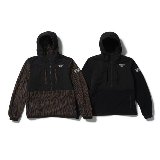 <img class='new_mark_img1' src='https://img.shop-pro.jp/img/new/icons50.gif' style='border:none;display:inline;margin:0px;padding:0px;width:auto;' />CAPTAINS HELM #FLEECE HALF ZIP JACKET