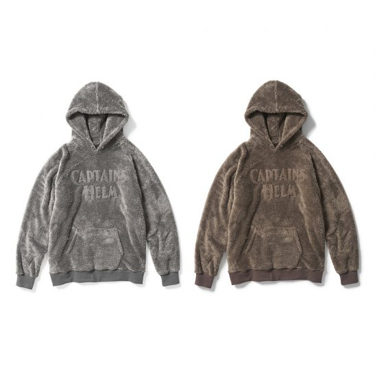 <img class='new_mark_img1' src='https://img.shop-pro.jp/img/new/icons50.gif' style='border:none;display:inline;margin:0px;padding:0px;width:auto;' />CAPTAINS HELM #SOFT BOA HOODIE