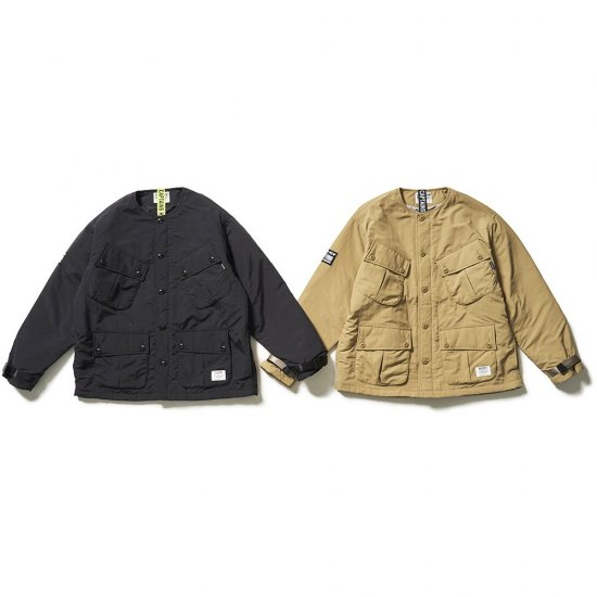 <img class='new_mark_img1' src='https://img.shop-pro.jp/img/new/icons50.gif' style='border:none;display:inline;margin:0px;padding:0px;width:auto;' />CAPTAINS HELM #PLEASURE SEEKER OUTDOOR JACKET