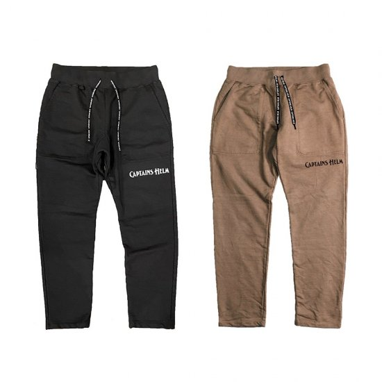 <img class='new_mark_img1' src='https://img.shop-pro.jp/img/new/icons12.gif' style='border:none;display:inline;margin:0px;padding:0px;width:auto;' />CAPTAINS HELM #CALIFORNIA COTTON WARM SWEAT PANTS