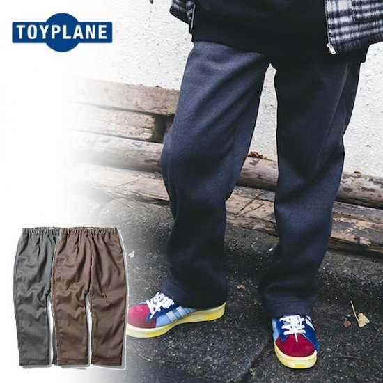 <img class='new_mark_img1' src='https://img.shop-pro.jp/img/new/icons12.gif' style='border:none;display:inline;margin:0px;padding:0px;width:auto;' />TOYPLANE  EASY PANTS