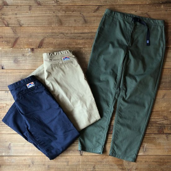 <img class='new_mark_img1' src='https://img.shop-pro.jp/img/new/icons12.gif' style='border:none;display:inline;margin:0px;padding:0px;width:auto;' />STANDARD CALIFORNIA SD Coolmax Stretch Easy Chino Pants