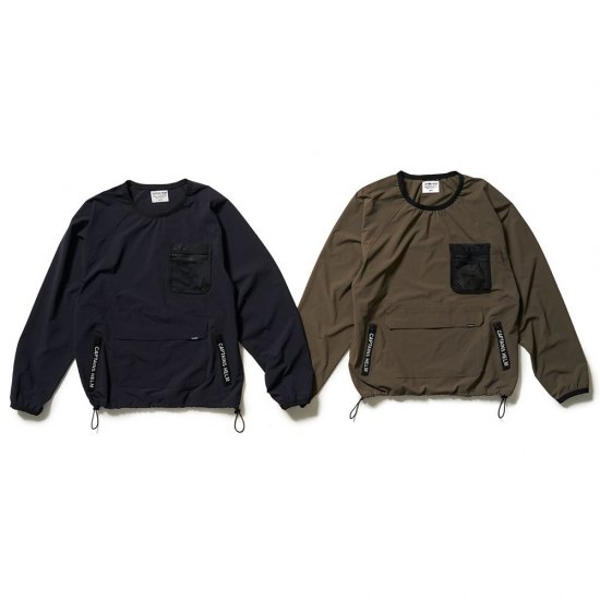 <img class='new_mark_img1' src='https://img.shop-pro.jp/img/new/icons12.gif' style='border:none;display:inline;margin:0px;padding:0px;width:auto;' />CAPTAINS HELM #ACTIVE STRETCH PULLOVER