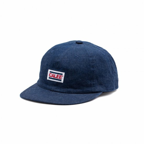<img class='new_mark_img1' src='https://img.shop-pro.jp/img/new/icons50.gif' style='border:none;display:inline;margin:0px;padding:0px;width:auto;' />CALEE Denim cap