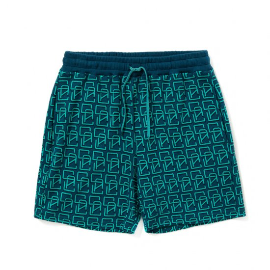 <img class='new_mark_img1' src='https://img.shop-pro.jp/img/new/icons12.gif' style='border:none;display:inline;margin:0px;padding:0px;width:auto;' />CALEE Allover monogram pattern short pants