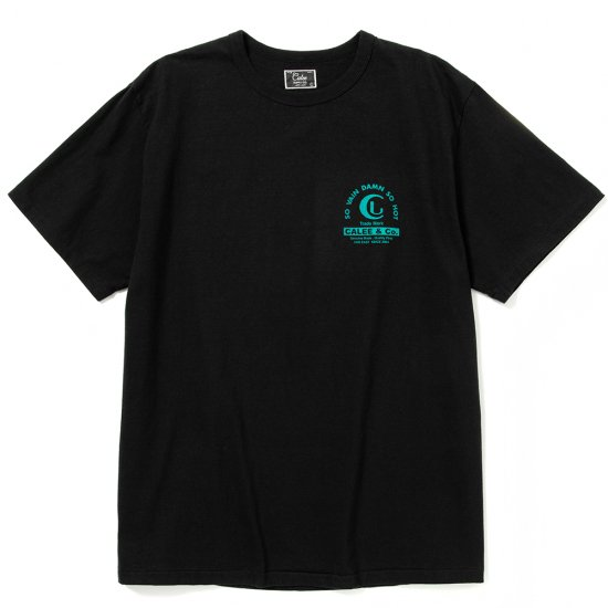 <img class='new_mark_img1' src='https://img.shop-pro.jp/img/new/icons12.gif' style='border:none;display:inline;margin:0px;padding:0px;width:auto;' />CALEE Binder neck logo print vintage t-shirt
