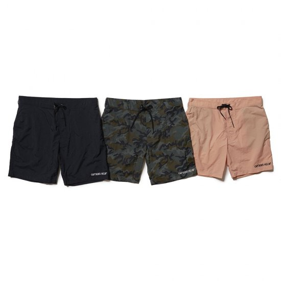 <img class='new_mark_img1' src='https://img.shop-pro.jp/img/new/icons12.gif' style='border:none;display:inline;margin:0px;padding:0px;width:auto;' />CAPTAINS HELM #SOLID BOARD SHORTS