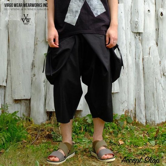 <img class='new_mark_img1' src='https://img.shop-pro.jp/img/new/icons12.gif' style='border:none;display:inline;margin:0px;padding:0px;width:auto;' />VIRGO CREST PANTS 21