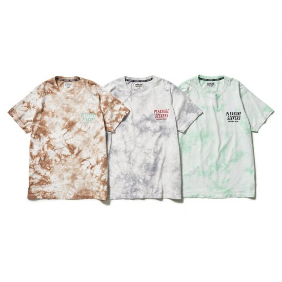 <img class='new_mark_img1' src='https://img.shop-pro.jp/img/new/icons12.gif' style='border:none;display:inline;margin:0px;padding:0px;width:auto;' />CAPTAINS HELM  #THRILL TIE-DYE TEE