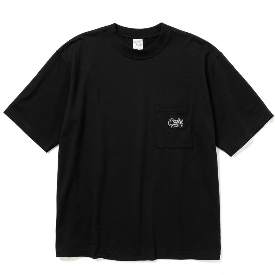 <img class='new_mark_img1' src='https://img.shop-pro.jp/img/new/icons12.gif' style='border:none;display:inline;margin:0px;padding:0px;width:auto;' />CALEE Drop shoulder pocket S/S t-shirt