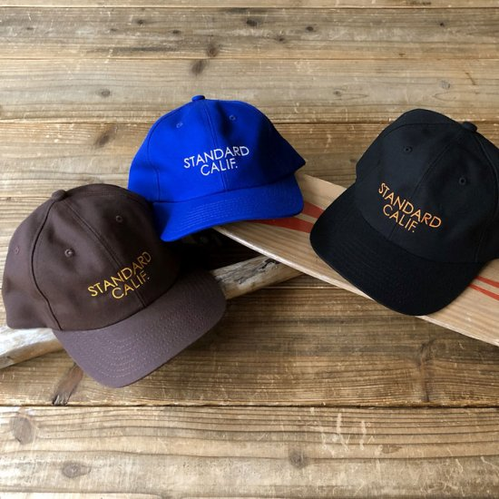 <img class='new_mark_img1' src='https://img.shop-pro.jp/img/new/icons50.gif' style='border:none;display:inline;margin:0px;padding:0px;width:auto;' />STANDARD CALIFORNIA SD Logo Canvas Cap