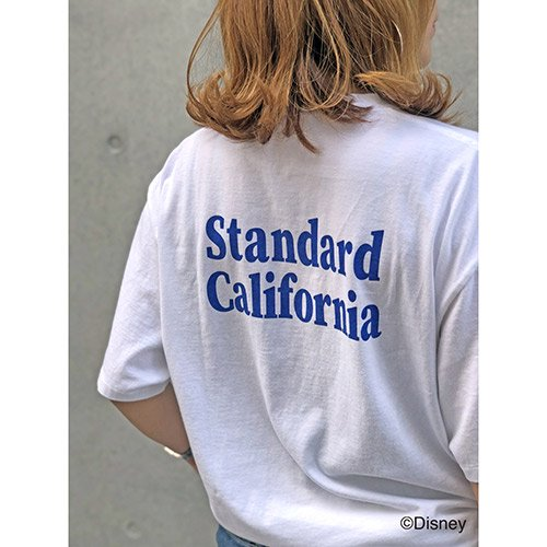 <img class='new_mark_img1' src='https://img.shop-pro.jp/img/new/icons12.gif' style='border:none;display:inline;margin:0px;padding:0px;width:auto;' />STANDARD CALIFORNIA Disney Better Together T