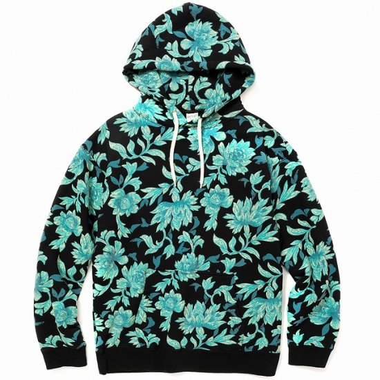 <img class='new_mark_img1' src='https://img.shop-pro.jp/img/new/icons12.gif' style='border:none;display:inline;margin:0px;padding:0px;width:auto;' />CALEE Allover flower pattern pullover parka
