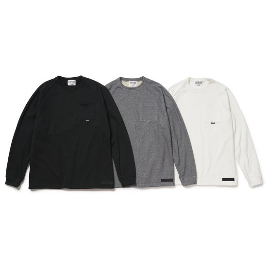 <img class='new_mark_img1' src='https://img.shop-pro.jp/img/new/icons12.gif' style='border:none;display:inline;margin:0px;padding:0px;width:auto;' />CAPTAINS HELM #HEAT THERMAL L/S TEE