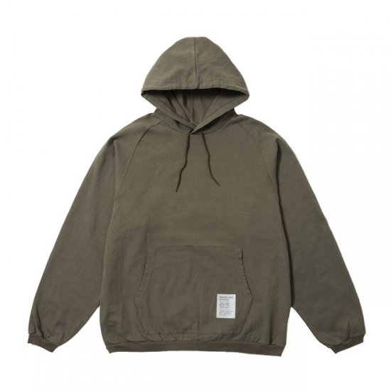 <img class='new_mark_img1' src='https://img.shop-pro.jp/img/new/icons12.gif' style='border:none;display:inline;margin:0px;padding:0px;width:auto;' />ROUGH AND RUGGED MIL HOODIE