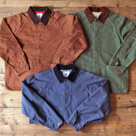 <img class='new_mark_img1' src='https://img.shop-pro.jp/img/new/icons12.gif' style='border:none;display:inline;margin:0px;padding:0px;width:auto;' />STANDARD CALIFORNIA SD Coverall Jacket