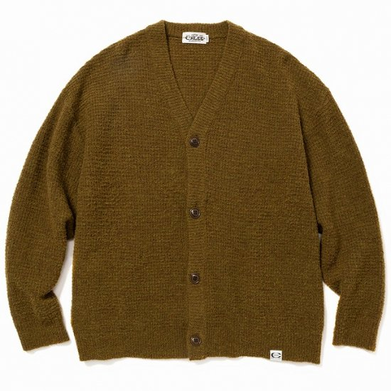<img class='new_mark_img1' src='https://img.shop-pro.jp/img/new/icons12.gif' style='border:none;display:inline;margin:0px;padding:0px;width:auto;' />CALEE 7 Gauge boucle knit cardigan