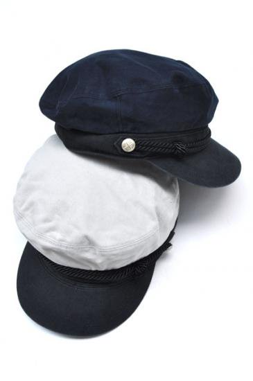 <img class='new_mark_img1' src='https://img.shop-pro.jp/img/new/icons50.gif' style='border:none;display:inline;margin:0px;padding:0px;width:auto;' />CAPTAINS HELM SAILOR CAP