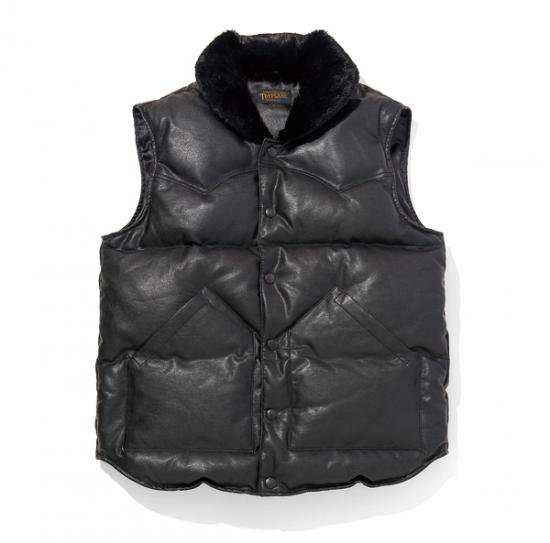 <img class='new_mark_img1' src='https://img.shop-pro.jp/img/new/icons50.gif' style='border:none;display:inline;margin:0px;padding:0px;width:auto;' />TOYPLANE  WETPU BOA DOWN VEST