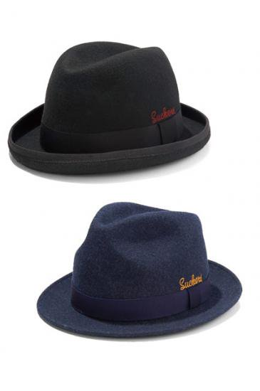 <img class='new_mark_img1' src='https://img.shop-pro.jp/img/new/icons50.gif' style='border:none;display:inline;margin:0px;padding:0px;width:auto;' />TOYPLANE  FEDORA HAT