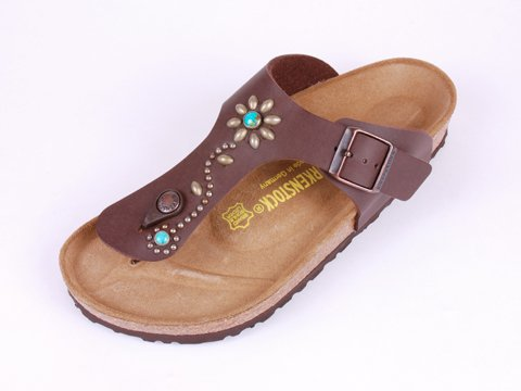 <img class='new_mark_img1' src='https://img.shop-pro.jp/img/new/icons50.gif' style='border:none;display:inline;margin:0px;padding:0px;width:auto;' />HTC CUSTOM BIRKENSTOCK RAMSES FLOWER TURQUOISE