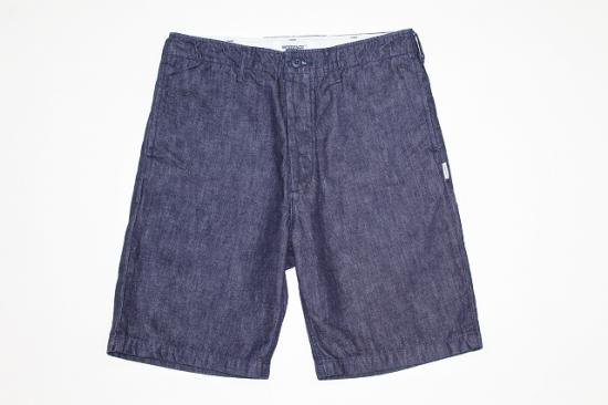 <img class='new_mark_img1' src='//img.shop-pro.jp/img/new/icons12.gif' style='border:none;display:inline;margin:0px;padding:0px;width:auto;' />INTERFACE DENIM SHORTS